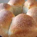 林檎のリングパン